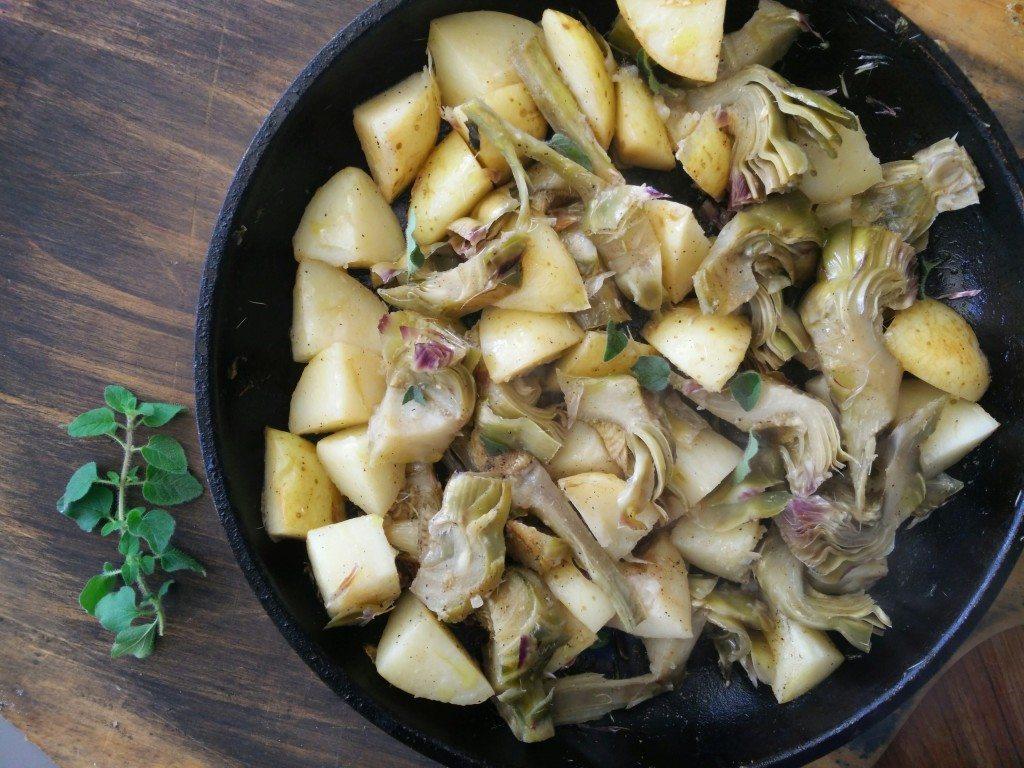 רומי נדלר - תפוחי אדמה וארטישוקים (3)
