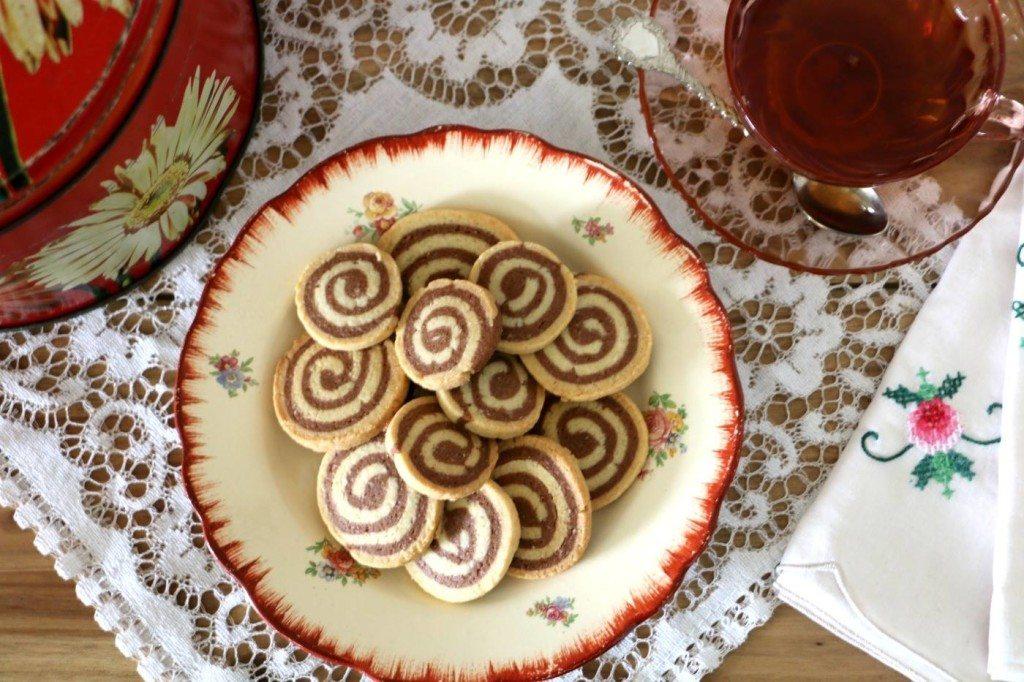 עוגיות ספירלה מיכל מעוז נחום